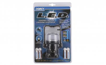 Lanterna cort LED, 4xAA 1.5V