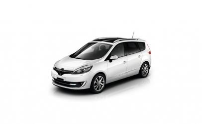 Perdele interior Renault Grand Scenic