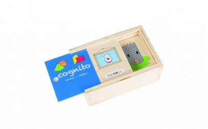 Cognito   Set de lemn pentru invatare