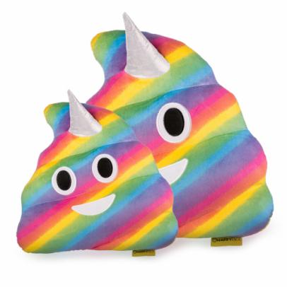 Jucarie de Plus Rahat Unicorn Curcubeu