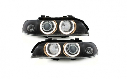 Set 2 faruri LED Angel Eyes