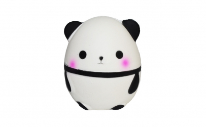 Figurina Squishy, 14 Cm, Panda