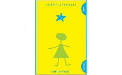 Copila-stea - Jerry Spinnely