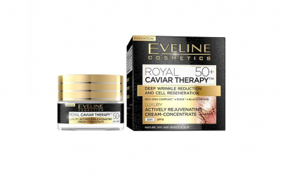 Crema Eveline Royal Caviar Therapy  50+
