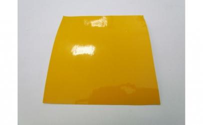 Folie auto galben lucios 1m X 1.5m