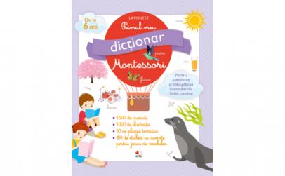 Primul meu dictionar Montessori