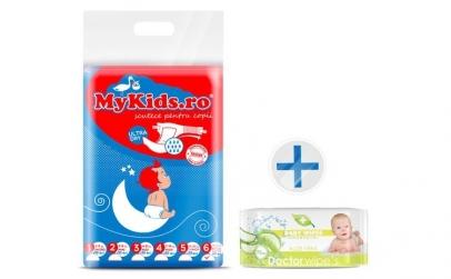 Scutece Copii MyKids New Junior+ 6