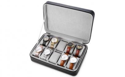 Geanta caseta depozitare ceasuri