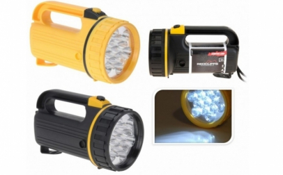Lanterna pentru camping cu 13 LED-uri