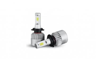 Set Bec LED S2 Lumileds Chip Philips HB3
