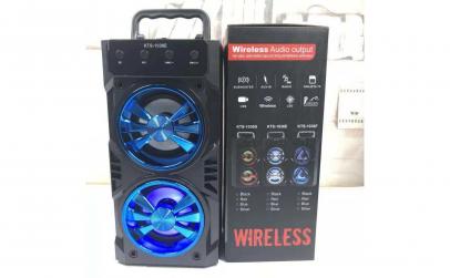 Boxa portabila bluetooth KTS + microfon