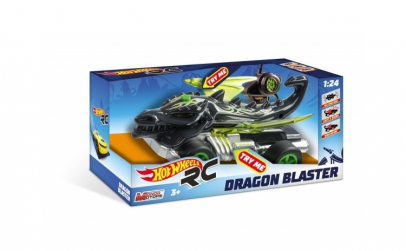 Hot Wheels Dragon 1:24