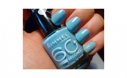 Lac de unghii, Rimmel London