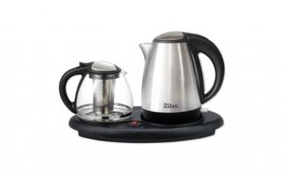 Set fierbator ceai+cafea Zilan