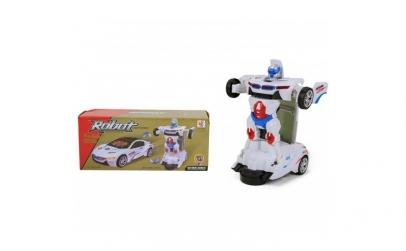 Robot Transformers cu lumini si sunet,