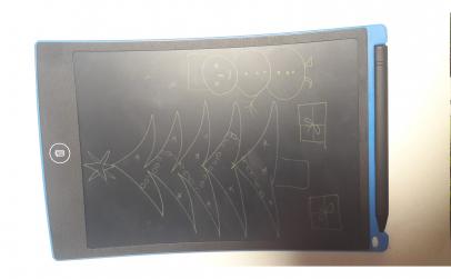 "Tableta desenat 8.5"" Albastra"