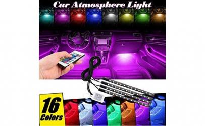 Kit iluminare pentru interiorul masinii