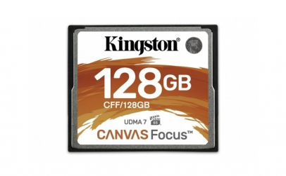 Card de memorie Kingston Canvas Focus