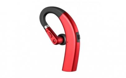 Casca Bluetooth Techstar® M11 Rosu