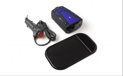Detector radar cu memorie electronica