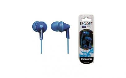 Casti in-ear Panasonic RP-HJE125E Blue