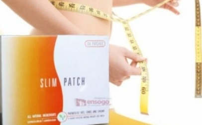2 x Slim Patch cu ingrediente naturale