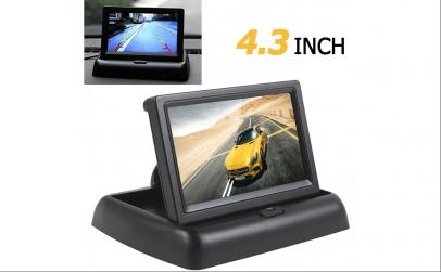 Monitor LCD Pliabil de 4.3 Inch