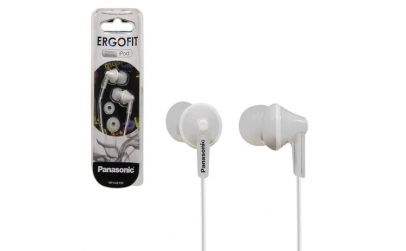 Casti in-ear Panasonic RP-HJE125E White