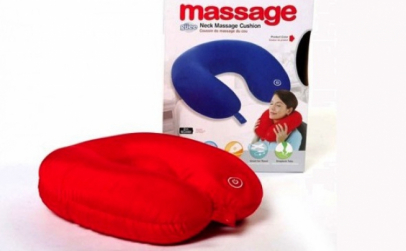 Perna de masaj pentru gat si umeri