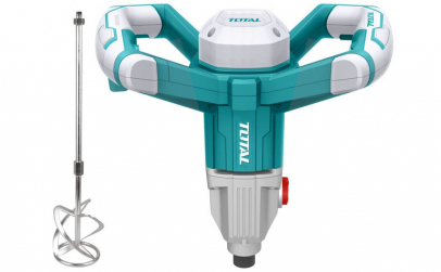 TOTAL - Mixer electric pentru mortar -