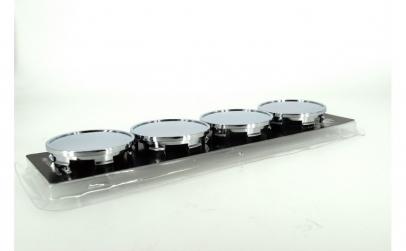 Set capacele pentru jante 65mm