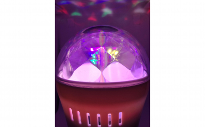 Bec disco cu Led
