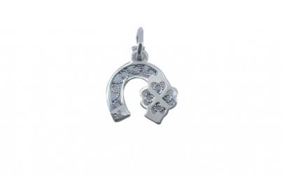 Pandantiv Argint 925 Potcoava Filigran