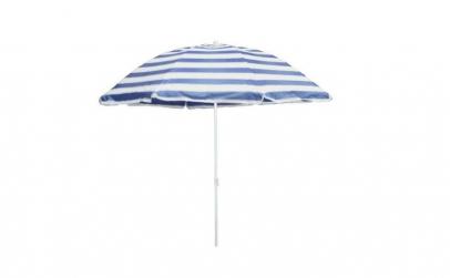 Umbrela pentru plaja, diametrul 180 cm