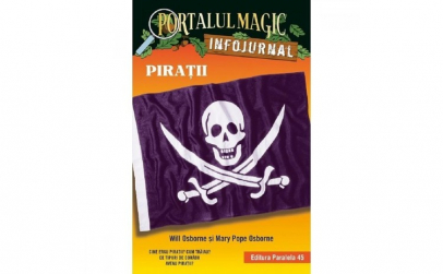 Portalul magic. Infojurnal. Piratii -