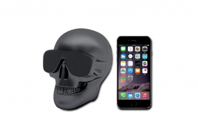 Boxa Bluetooth Handsfree Skull