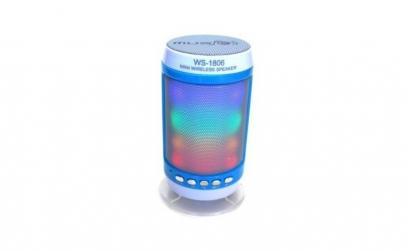 Boxa portabila cu Bluetooth WS-1806B