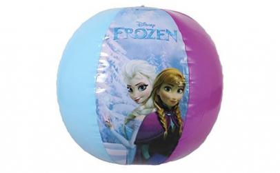 Minge gonflabila pentru plaja Frozen,