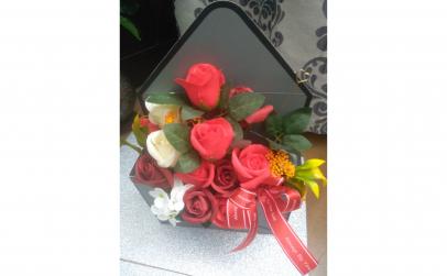 Trandafiri de săpun
