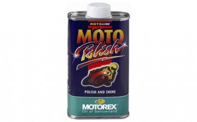 Solutie polish moto 200ml  Motorex