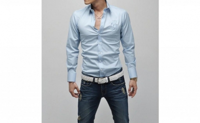 Camasa Barbati Slim Fit Cambrata