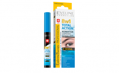 Eveline Cosmetics, 8 in 1 Total Action