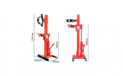 Dispozitiv hidraulic montare /