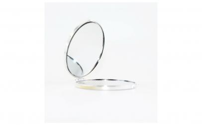 Oglinda de poseta plastic rotunda