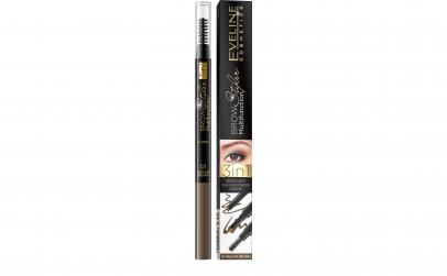 Eveline Cosmetics, Brow Styler, 01