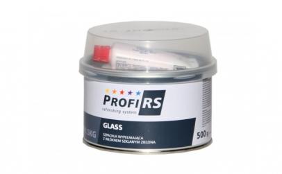 Fuller verde 0.5 kg Glass