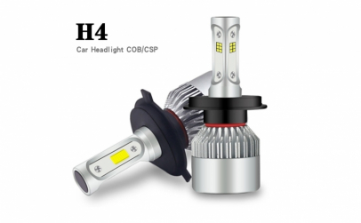Set 2 LED-uri Auto H4