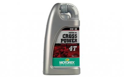 Motorex   Cross Power 5W40   1l