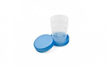 Pahar pliabil  145 ml  plastic