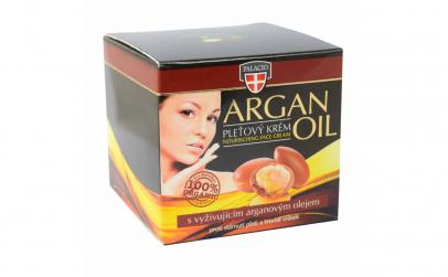Crema de fata cu ulei de Argan - 50 ml